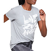 Under Armour Women's Love Run Another Short Sleeve T-Shirt