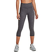 Under Armour Women's Meridian Heather Crop Leggings