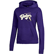 Under Armour Women's Idaho Vandals Purple All Day Pullover Hoodie