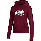 Under Armour Women's Southern Illinois  Salukis Maroon All Day Pullover Hoodie