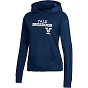 Under Armour Women's Yale Bulldogs Yale Blue All Day Pullover Hoodie