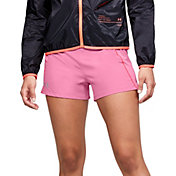 Under Armour Women's Qualifier Speedpocket Running Shorts
