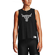 Under Armour Women's Project Rock Tank Top