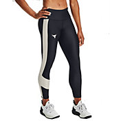 Under Armour Women's Project Rock Ankle Crop Leggings
