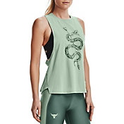 Under Armour Women's Project Rock No Tomorrow Tank Top