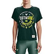 Under Armour Women's Project Rock Outwork T-Shirt