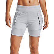 Under Armour Women's Run Anywhere 2-in-1 Shorts