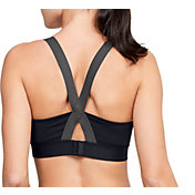 Under Armour Women's RUSH Mid Sports Bra