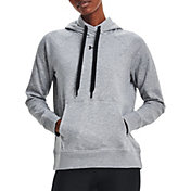 Under Armour Women's Rival Fleece Pullover Hoodie (Regular and Plus)