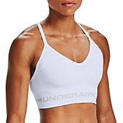 Under Armour Women's Seamless Low Long Sports Bra