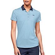 Under Armour Women's Short Sleeve Golf Polo