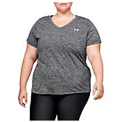 Under Armour Women's Plus Size Tech Twist T-Shirt