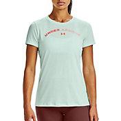 Under Armour Women's Tech Twist Graphic LU T-Shirt