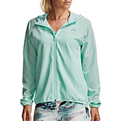 Under Armour Women's Woven Printed Jacket