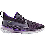 Under Armour Kids' Grade School Curry 7 Basketball Shoes