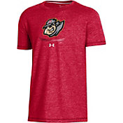 Under Armour Youth Altoona Curve Red Tri-Blend Performance T-Shirt