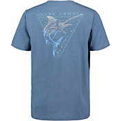 Under Armour Boys' Marlin Skel-Matic T-Shirt