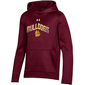 Under Armour Youth Minnesota-Duluth  Bulldogs Maroon Pullover Hoodie