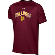 Under Armour Youth Minnesota-Duluth  Bulldogs Maroon Tech Performance T-Shirt