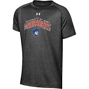 Under Armour Youth Mary Marauders Grey Tech Performance T-Shirt