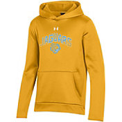 Under Armour Youth Southern University Jaguars Gold Pullover Hoodie