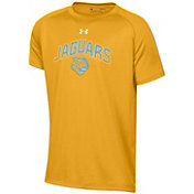 Under Armour Youth Southern University Jaguars Gold Tech Performance T-Shirt