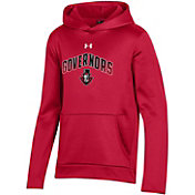 Under Armour Youth Austin Peay Governors Red Pullover Hoodie