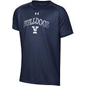 Under Armour Youth Yale Bulldogs Yale Blue Tech Performance T-Shirt