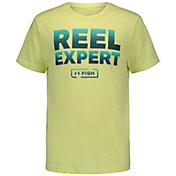 Under Armour Boys' Reel Expert T-Shirt
