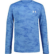 Under Armour Boys' Sky Reaper Long Sleeve Shirt