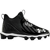 Under Armour Kids' Spotlight Franchise Mid RM Football Cleats