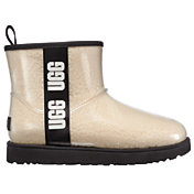 UGG Women's Classic Clear Mini Sheepskin Boots