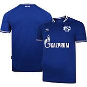 Umbro Men's FC Schalke 04 '20 Home Replica Jersey