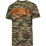 University of Texas Authentic Apparel Men's Texas Longhorns Camo Caudron T-Shirt