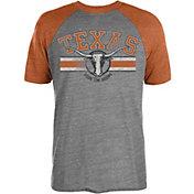 University of Texas Authentic Apparel Men's Texas Longhorns Grey Linus T-Shirt