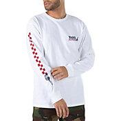 Vans Men's Checkerboard World Long Sleeve Shirt