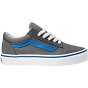 Vans Kids' Grade School Canvas Old Skool Shoes