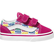 Vans Toddler Old Skool  Rainbow Shoes
