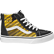 Vans Kids' Grade school SK8-Hi RacersEdge Shoes