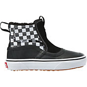 Vans Kids' Grade School Hi-Terra V MTE Checkered Shoes