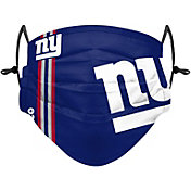 FOCO Adult New York Giants On-Field Sideline Adjustable Face Covering