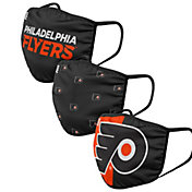 FOCO Adult Philadelphia Flyers 3-Pack Facemasks