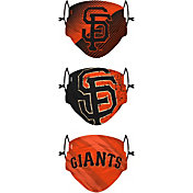 FOCO Youth San Francisco Giants 3-Pack Face Coverings