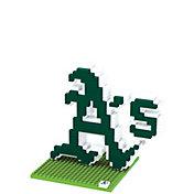 FOCO Oakland Athletics BRXLZ 3D Puzzle