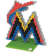 FOCO Miami Marlins BRXLZ 3D Puzzle