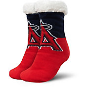 FOCO Los Angeles Angels Cozy Socks