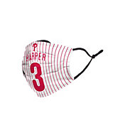 FOCO Adult Philadelphia Phillies Bryce Harper 3-Pack Face Coverings