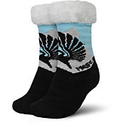 FOCO Minnesota United FC Cozy Footy Slippers