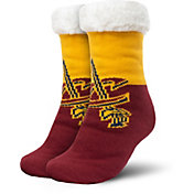 FOCO Cleveland Cavaliers Cozy Footy Slippers