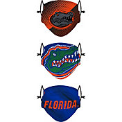 FOCO Youth Florida Gators 3-Pack Face Coverings